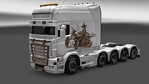 Lone Rider Scania RJL