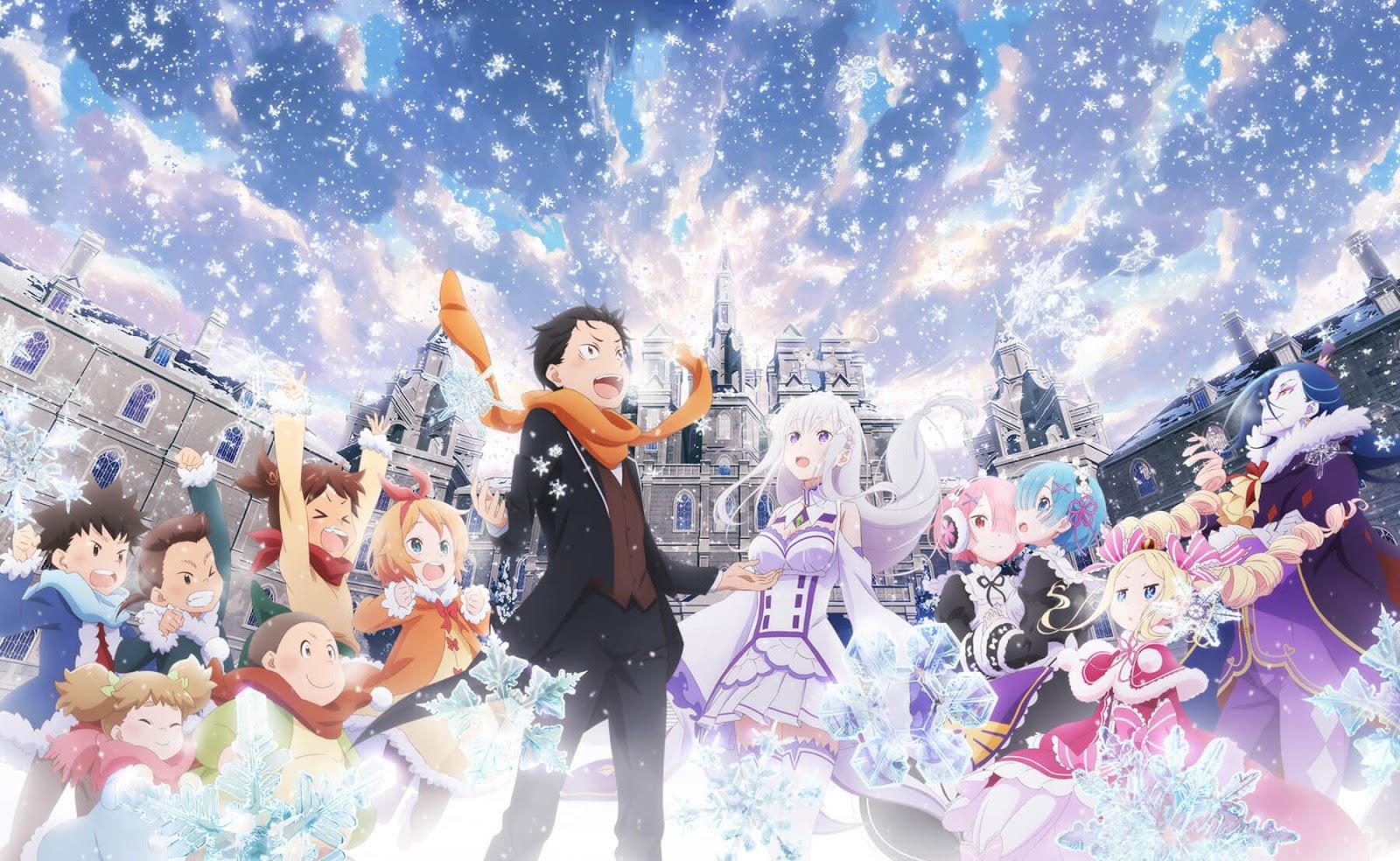 الحلقة الخاصة انمى Re:Zero kara Hajimeru Isekai Seikatsu بلوراي 1080P تحميل و مشاهدة مترجم اونلاين