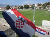 Hrvatska nogometna reprezentacija slavlje Postira slike otok Brač Online