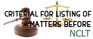 Criteria-Listing-Matters-Before-NCLT