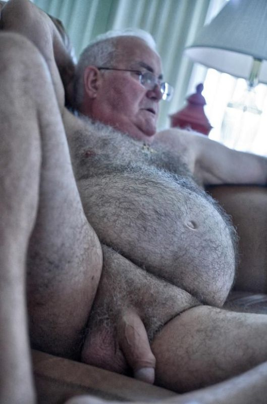 Naked Grandpa Pictures 25