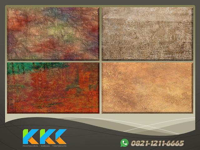 Motif Tekstur Abstrak