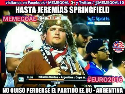 memes copa america argentina estados unidos