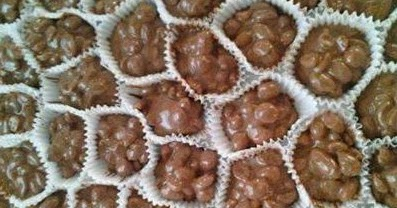 Best Recipes In World Crock Pot Chocolate Covered Peanuts