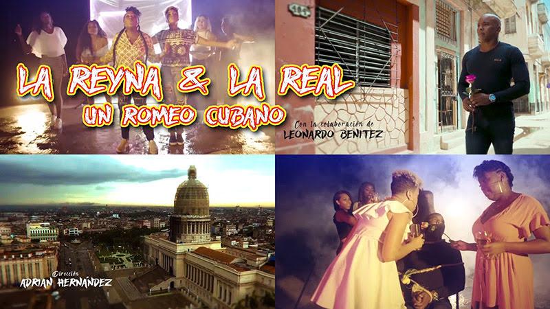 La Reyna y La Real - ¨Un Romeo Cubano¨ - Videoclip - Dirección: Adrián Hernández. Portal Del Vídeo Clip Cubano