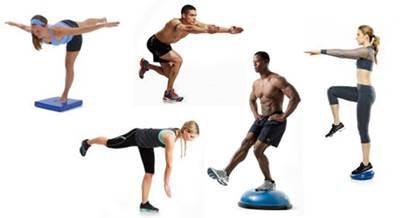 Ejercicios isométricos para fortalecer músculos, tendones y ligamentos de tus piernas