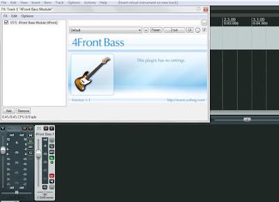 vst 4front bass