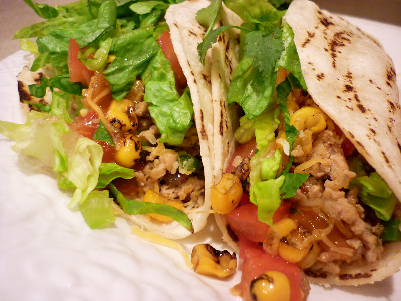 Seizing Life, One Measuring Cup At A Time: Turkey Tacos