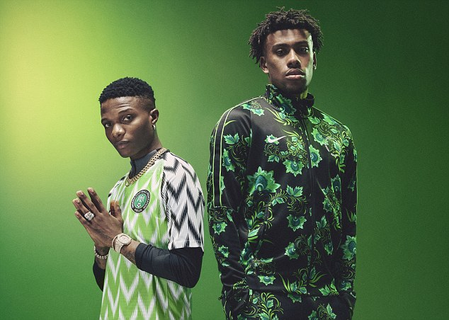 Twitter Reactions  Nigeria Jersey Sold Out In 2 Minutes! Fans Go Bizarre At  Nike Store In London  f362f23b2