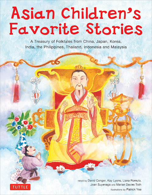http://www.tuttlepublishing.com/authors/conger-david/asian-childrens-favorite-stories-hardcover-with-jacket