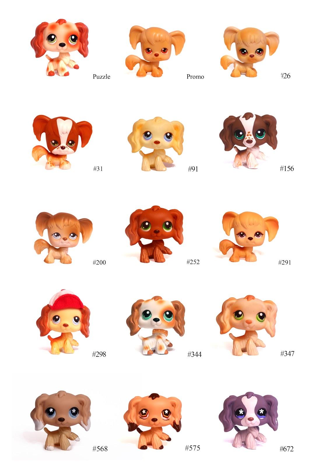 Nicoles Lps Blog Littlest Pet Shop Pets Spaniel
