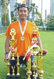 Pesoftbol Nasional Tony Pratono