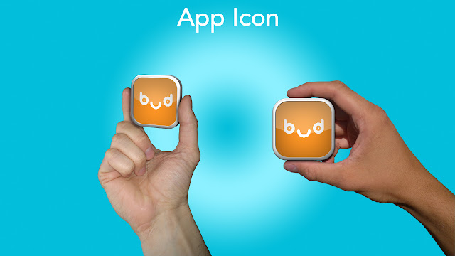 Android app bud icon