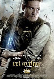 Rei Arthur – A Lenda da Espada Dublado Online