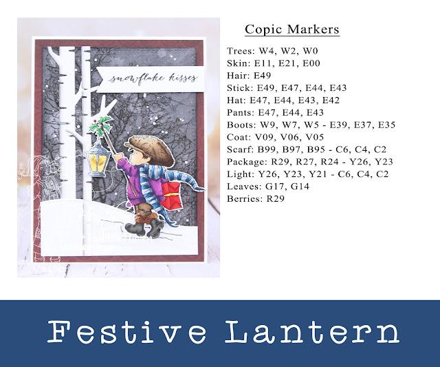 Heather's Hobbie Haven - LOTV - Festive Lantern