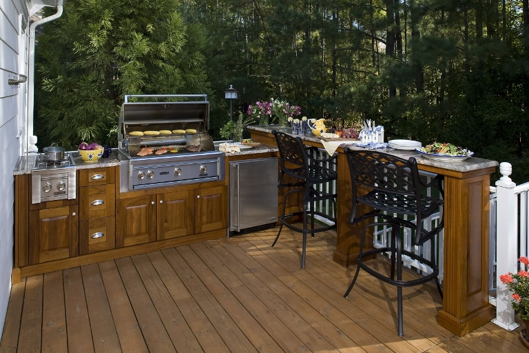 Build An Outdoor Kitchen In The Right Way And Simple, Plans, Design Part 62