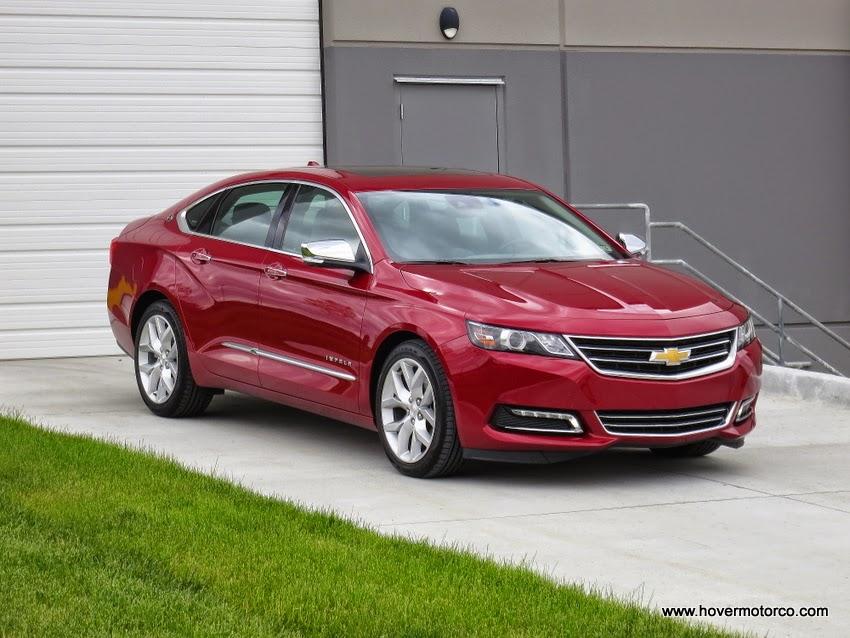 Hover Motor Company  2014 Chevrolet Impala Ltz Test Drive