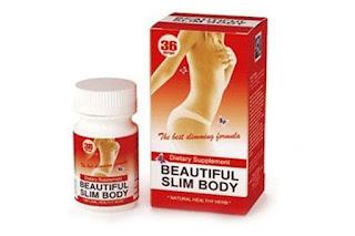 Giảm cân nhanh và an toàn với beautiful Slim body USA