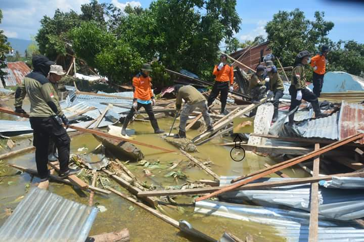 Ditanya Dana Bantuan Gempa, Jawaban Sri Mulyani Mengejutkan