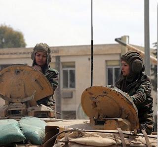 Γάμους με τις Σύριες Πολεμίστριές του καθεστώτος Άσαντ-Oρθοδοξία- γεωστρατηγική και Ιστορία