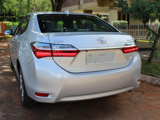 Toyota Corolla XEi 2019 têm desconto e taxa zero