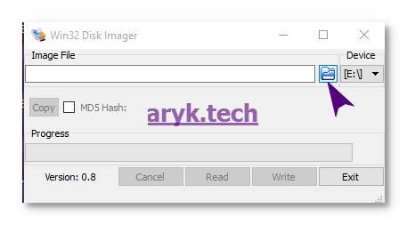 Select your Qualcomm Unbrick File Loader.img file