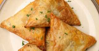 Delicious Beef Samosas Healthy And Good For Your Health