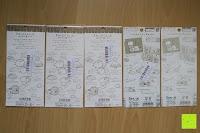 Rückseite: Blue Vessel 5 PCS Kreative Niedlichen Kaninchen Fett Papier Notebook Marker Label Notizblock Haftnotizen