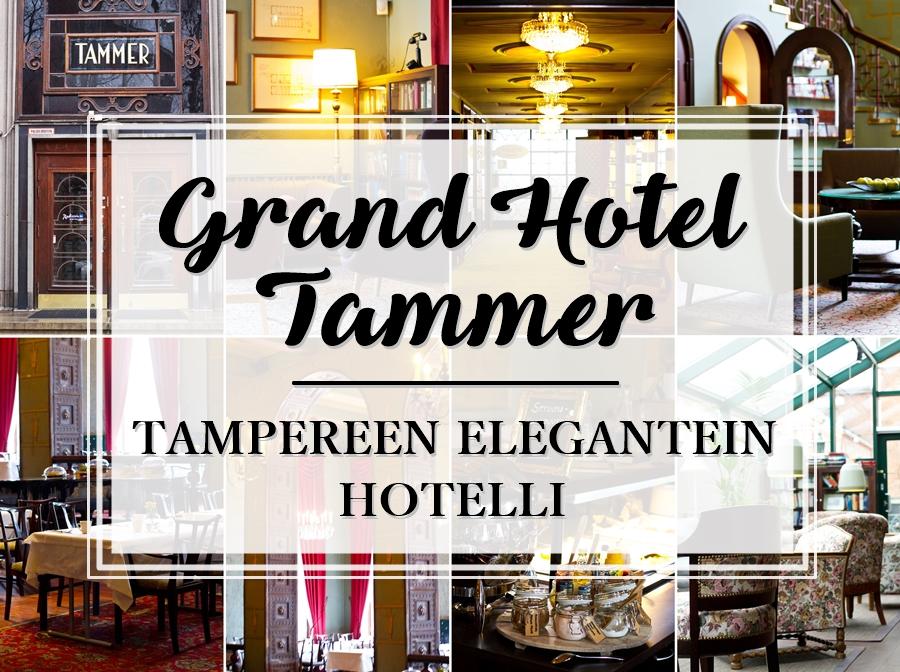 Grand Hotel Tammer_Tampere_Tampereen elegantein hotelli_Andalusian auringossa_matkablogi_ruokablogi