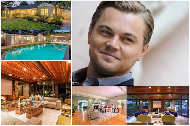 Leonardo DiCaprio's House The Lovely World Star