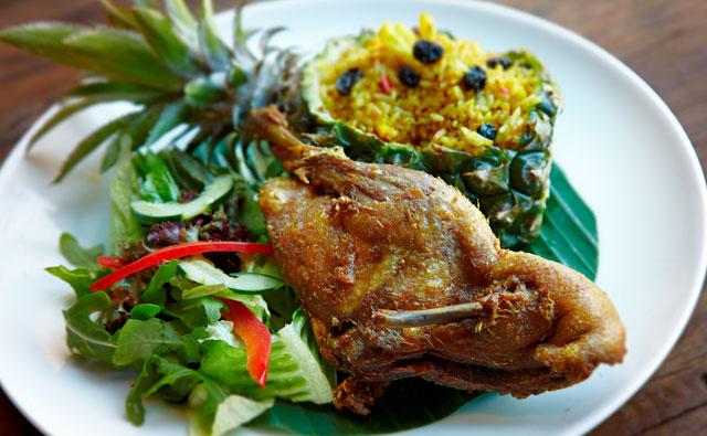 Mentari Restoran Istirahat Makan Siang