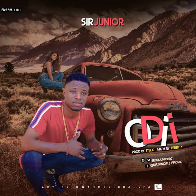 New Music: Sirjunior - ODI (prod - Terry Y)