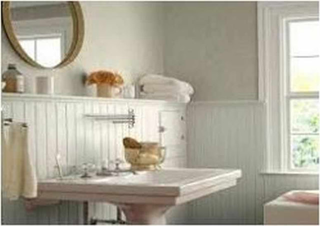 English Cottage Bathroom Idea  EC B2