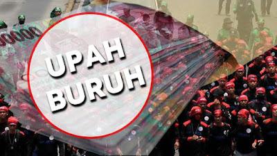 Daftar UMP 2019 Seluruh Provinsi di Indonesia
