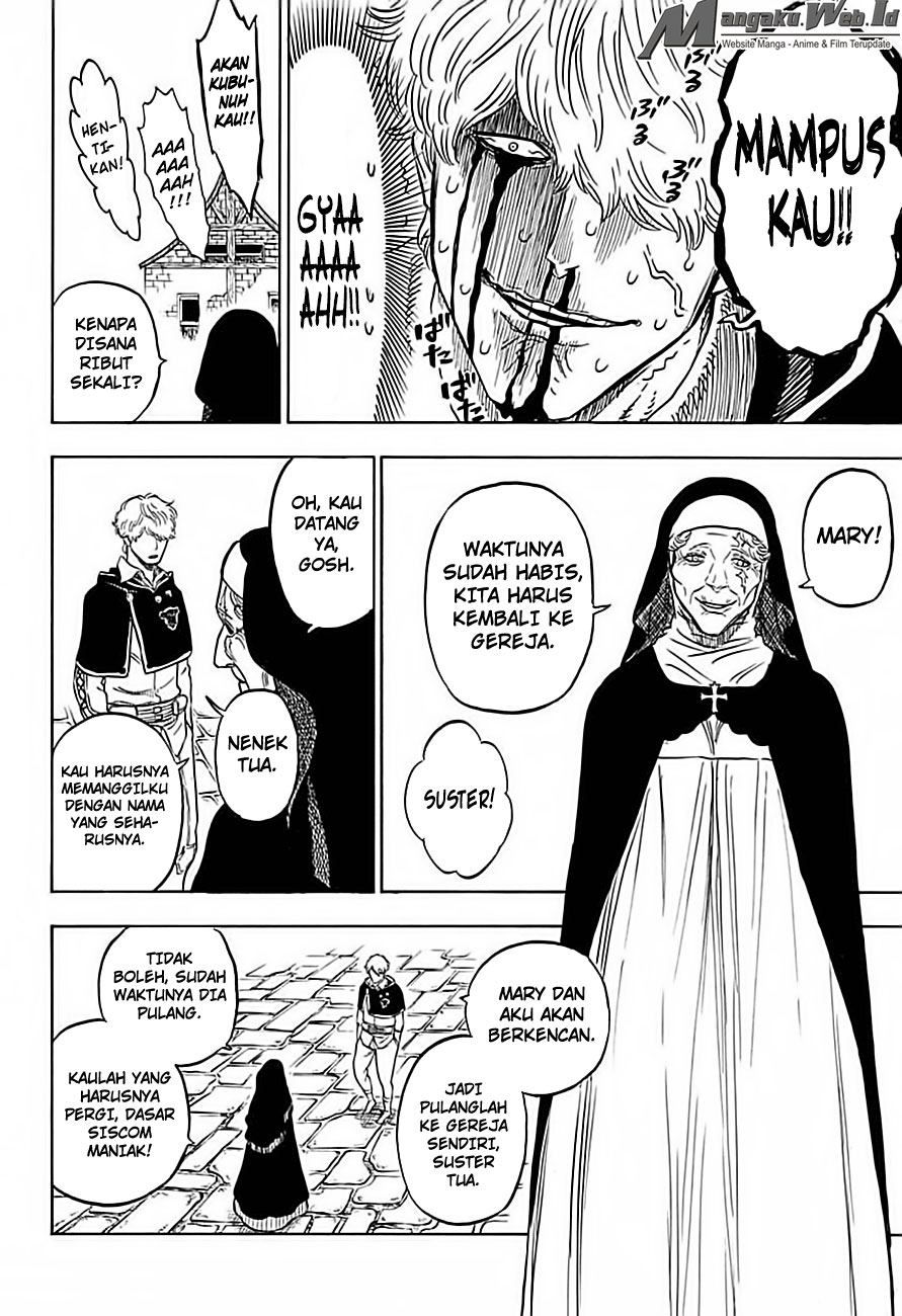Black Clover Chapter 39 Bahasa Indonesia