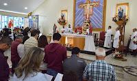 Teresópolis, 125 anos:Missa pelo Aniversário da Cidade reúne fiéis na Matriz de Santo Antonio