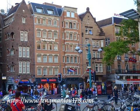 阿姆斯特丹瑞士酒店