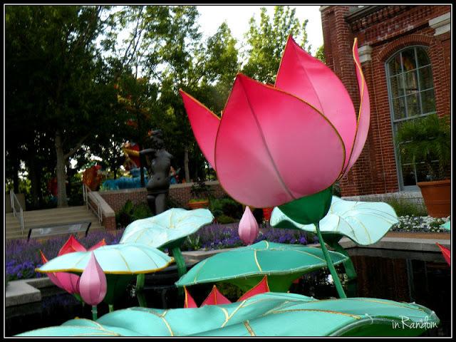 Lotus Flower Lantern