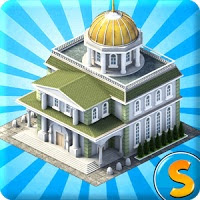 Download City Island 3 - Building Sim v1.3.4 MOD APK (Unlimted Money) Terbaru Gratis