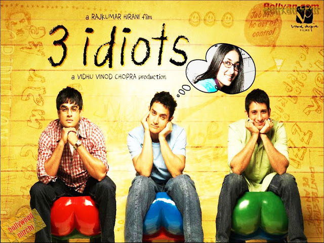 Download Film 3 Idiots 720p Bluray Sub Indo