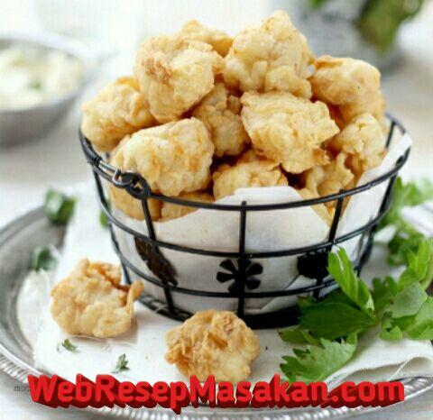 Chicken popcorn ala kfc, Resep Chicken PopCorn, Cara membuat chicken popcorn ncc/jtt,