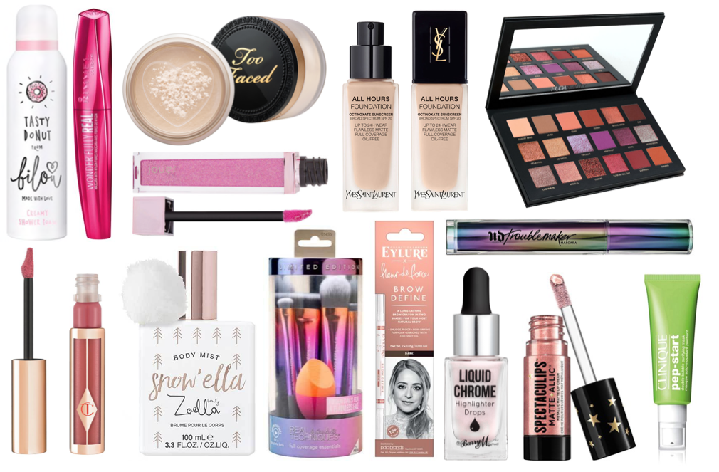 New Beauty Launches