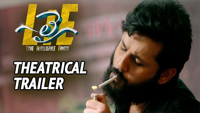 LIE Telugu Movie Theatrical Trailer