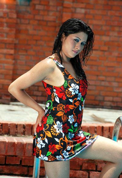 Nepal Model Sansar: Binita Baral