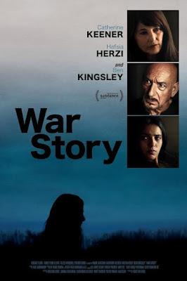 War Story 2014 DVD R1 NTSC Latino