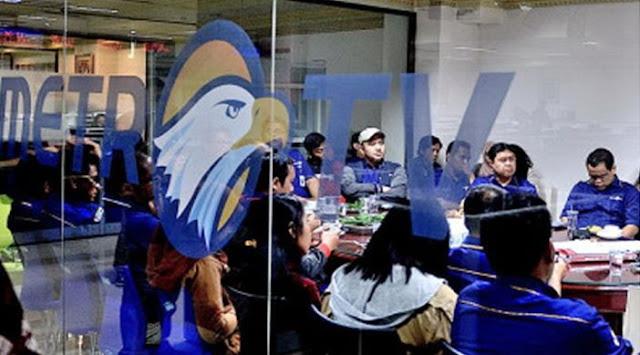 Akhirnya Metro TV Kena Tegur, Ini Poin Yang Dijadikan Pegangan Komisi Penyiaran Indonesia