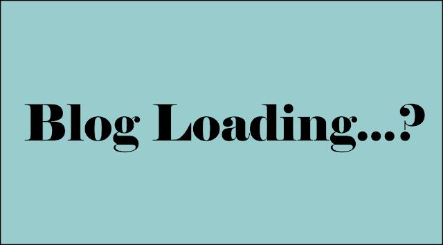 Penyebab Blog Loading