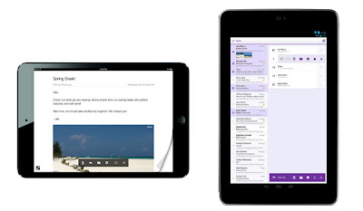 Yahoo! Mail for Android Tablet and iPad