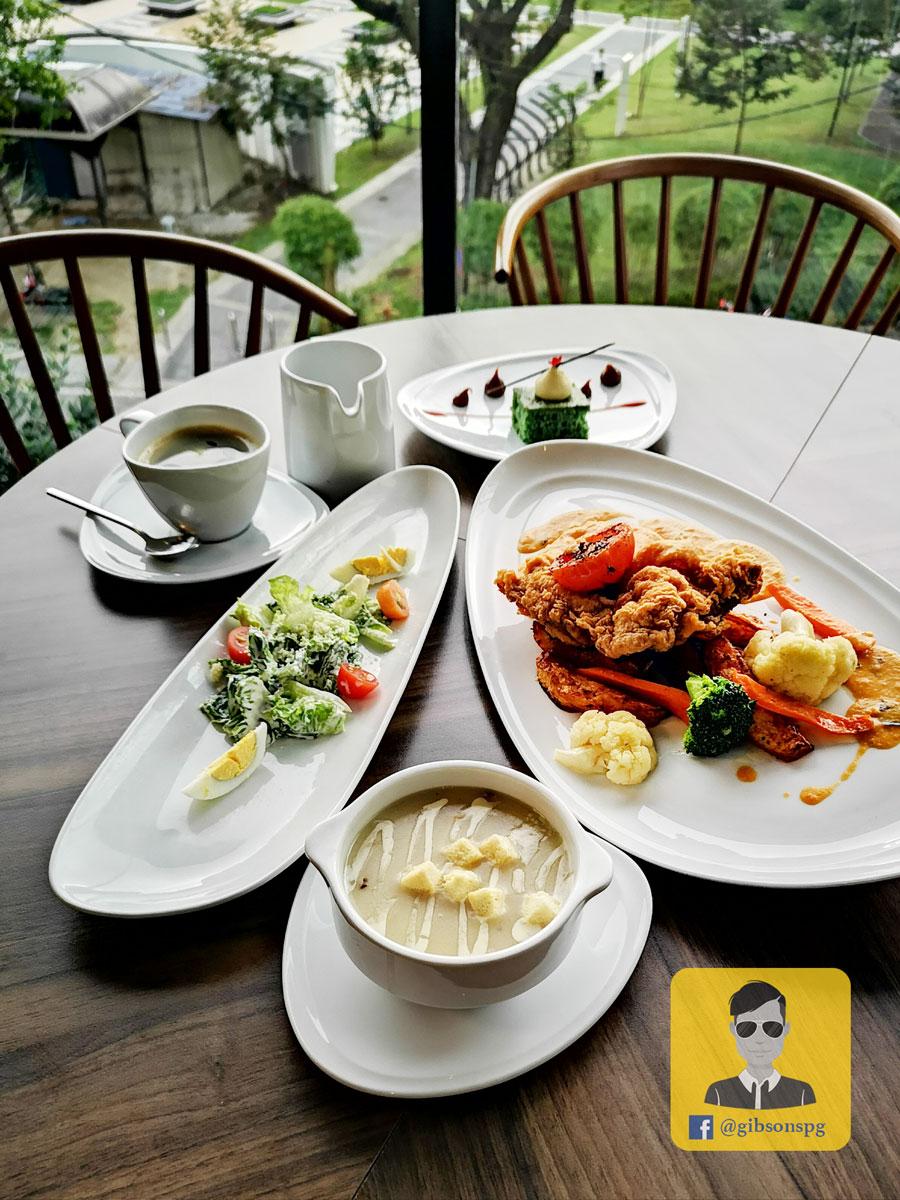 G Hotel Kelawai的Spoon餐厅推出午餐套餐