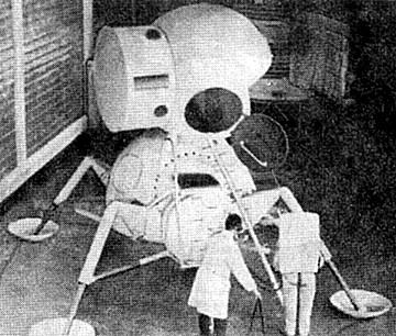 Orbiter.ch Space News: The Soviet N1-L3 Lunar Mission, LK